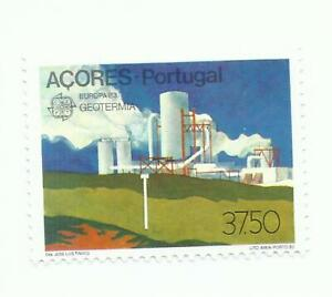 Portugal 1983 - Europa CEPT Azores, Geothermie set MNH