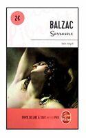 Sarrasine Honore De Balzac
