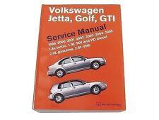 For 1999-2005 VW Golf Jetta Bentley Factory Service Repair Manual Book NEW