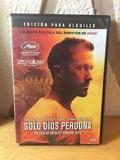 pelicula dvd solo dios perdona 2013