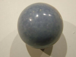 Angelite Small Sphere 25 mm (UK based crystal shop, stock & shipping)