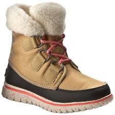 Botas de mujer de nieve Sorel color principal marrón