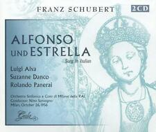 Schubert: Alfonso und Estrella (CD, May-2013, 2 Discs, Gala Records)