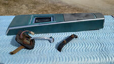 RARE VINTAGE 1967 CHEVY CAMARO RS/SS CENTER CONSOLE & SHIFTER 396 427 L-78 GM