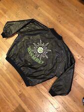 Wwe Jacket Mens XL XXL Letterman Leather Coat Rey Mysterio Wrestling 619
