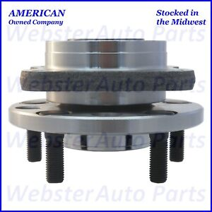 New Front Hub Bearing Assembly For Dodge Caravan, Plymouth Voyager