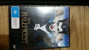 Disney's Maleficent (2014) DVD Region 4 LIKE NEW CONDITION