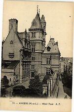 CPA  Angers (M.-et-L.) - Hotel Pncé     (207222)