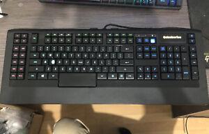 SteelSeries Apex 64145 Wired Keyboard