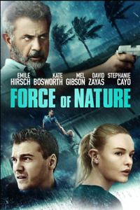FORCE OF NATURE DVD BRAND NEW SEALED 2020