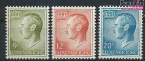 Lussemburgo 919z-921z (completa edizione) normale Faserpapier MNH 1983 (9616381