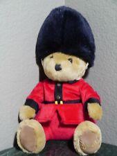 "Harrods Knightsbridge ~12"" Height Teddy Bear Royal Guard Plush Toy"