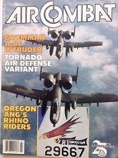Air Combat Magazine Grumman A-6F Intruder February 1988 091417nonrh3