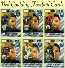 FIFA 365 2016-2017 ☆ GAME CHANGER ☆ Nordic Edition Football Cards #433 to #441