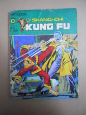 RACCOLTA SHANG-CHI Kung FU n°4 1978 Corno  [SP13] - Discreto