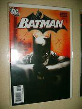 Batman 650 2nd print Variant Near Mint JOCK Red Hood Jason Todd