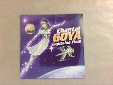 RARE CD 2 TITRES / CHANTAL GOYA / CAPITAINE FLAM / NEUF SOUS CELLO