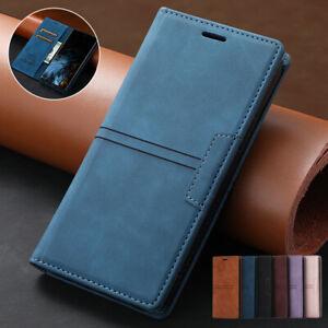 For Motorola Moto E7 Power G10/G30 G9 Play Plus Case Leather Wallet Flip Cover