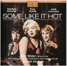 SOME LIKE IT HOT: Original MGM Motion Picture Soundtrack [Enhanced ] NEW