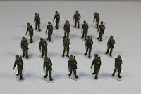 ro1684, Roco Minitanks 19 St. Soldaten / Soldiers TOP gesupert 1:87 H0 Sie Fotos