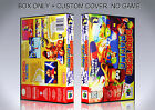 DIDDY KONG RACING. NTSC VERSION. Box/Case. Nintendo 64. BOX + COVER. (NO GAME).