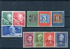 BRD - Jahrgang 1949 ** - KW  390,--  €  ( 13479 )