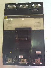 SQUARE D CIRCUIT BREAKER MAL36450, 450 AMP, 3 POLE