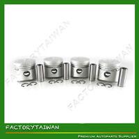 Piston Set STD for Mitsubishi K4E (100% Taiwan Made) x 4 PCS