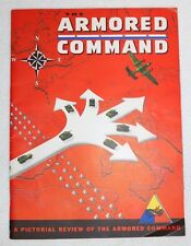The Armored Command: A Pictorial Review, 1943 US Army