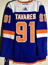 Authentic NHL ADIZERO Jersey New York Islanders John Tavares Blue sz 52