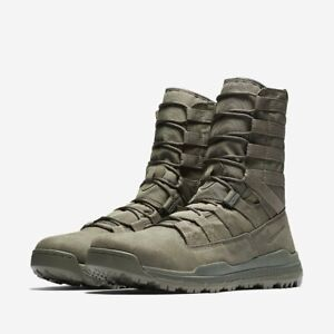 """Nike SFB GEN 2 8"""" Special Field Boots Military Sage 922474-200 Green Olive Rare"""