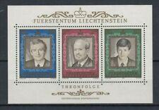 Timbres Liechtenstein Neufs**