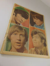 Monkees Song Book Vintage