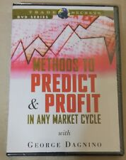 Factory Sealed - George Dagnio - Methods to Predict & Profit in Any Market Cycle