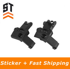 SAV Defense Flip Up 45 Degree Offset Rapid Transition Backup Iron Sights