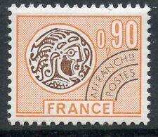 TIMBRE FRANCE NEUF PREOBLITERE N° 142 ** / MONNAIE GAULOISE