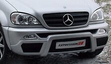 Mercedes-Benz Expression Motorsport Front Bumper Spoiler 2002-2005 W163 ML Class