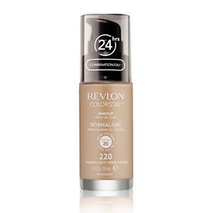 Revlon Colorstay Makeup Combination/Oily Skin 220 Natural Beige SPF 15 30ml