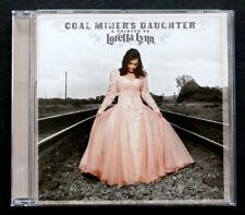 COAL MINER'S DAUGHTER Tribute To LORETTA LYNN cd / CARRIE UNDERWOOD Alan Jackson