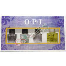 Opi, Mini Treatment 4 Pack Boxed Gift Set