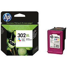 HP 302xl Color F6u67ae Tinte Ca. 330 Seiten