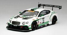 1 43 True Scale Bentley Gt3 Winner Pirelli World Challenge 2015
