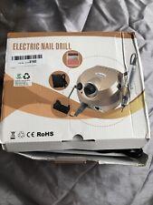 30000rpm Pro Electric Nail Drill Machine File Drill Bits Pedicure Manicure Kits