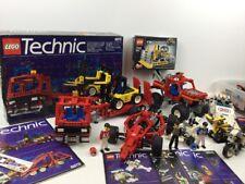 Vintage Lego Technic (Massive Bundle) ~ Set 8872/8440/8858/88378810/5521+ More