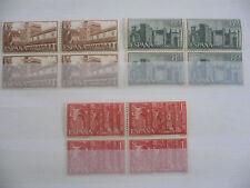 ESPAÑA 1959 EDIFIL 1250/52** MNH  GUADALUPE  BLOQUE 4