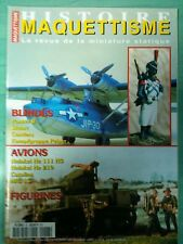 HISTOIRE & MAQUETTISME ** n° 48 ** mag militaire  ** 1/35 1/48 1/72