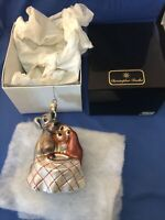 Christopher Radko Disney's Lady And The Tramp Ornament Limited Edition w/ Box
