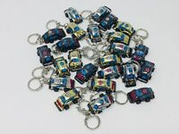 Vintage Gumball Volkswagen Keychain Charm Lot of 5 Vending Machine Toys RARE