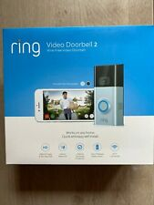 Sonnette sans fil RING Video Doorbell 2