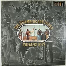 CHAMBERS BROTHERS Greatest Hits 2LP 1970 BLUES R&B/SOUL/GOSPEL NM- NM-